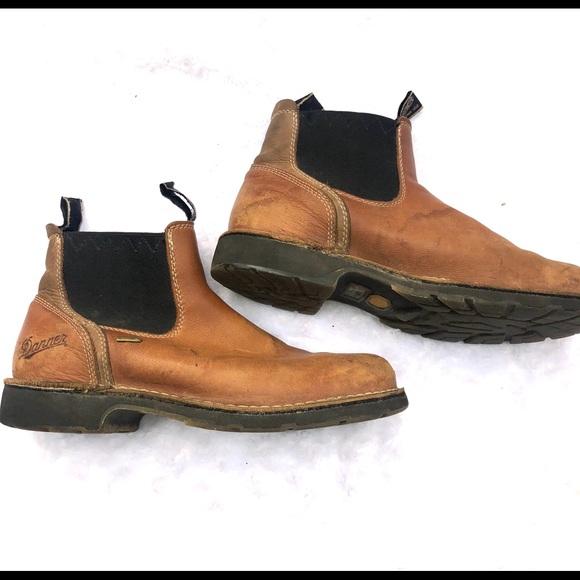 d7b50e6fcf6 Danner Men's Workman Romeo GTX 5IN Boot